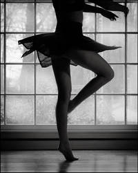 Window Dancer by nikongriffin