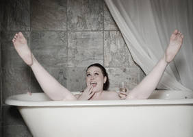 Needed: One Glass Tub by nikongriffin
