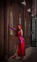 Jessica Rabbit by nikongriffin