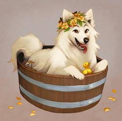 Beauty Bath by Tikrekins