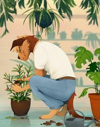 Plant Boiii by Tikrekins