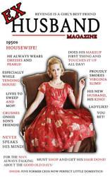 Ex-Husband Magazine: 1950s Housewife by redbankmick