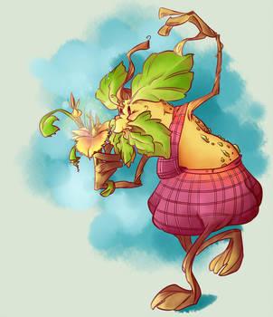 Pumpking Potempkin by morwenden