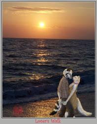 Lover's Walk by tygerwolfe