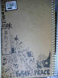 College notebook by alexdabalex