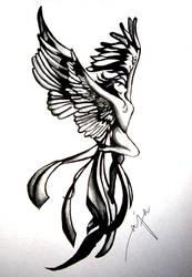 Harpy by alexdabalex