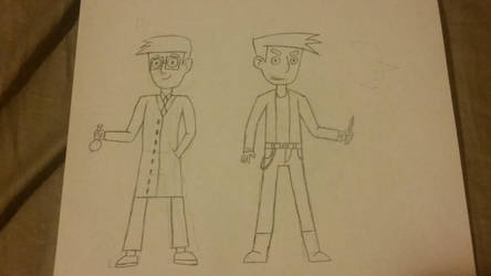 Monster Makeover: Dr. Jekyll / Mr. Hyde by RedHunterZ