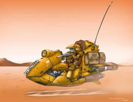 Zundzapp Patrol by Artraccoon