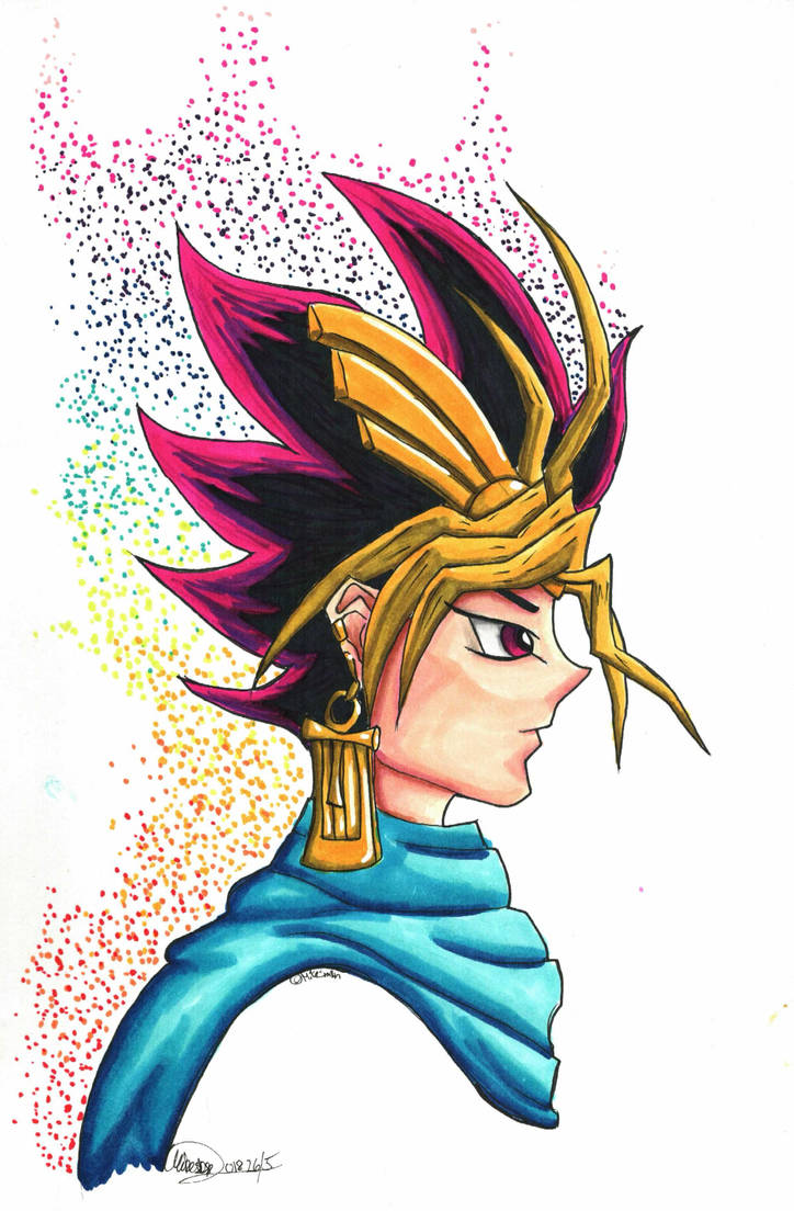 Egyptian Yugi by Bella-Mia-D