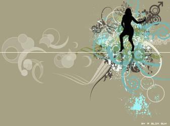 Vector Wallpaper by Monnario