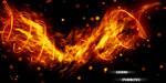Dark Phoenix by Monnario
