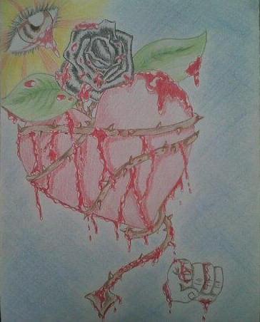Bleeding Love by ShadeKing14