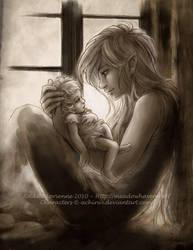 Hello, Little One by Saimain