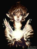 Gift of light by Saimain