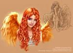 Elyra by Saimain