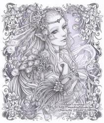 Masquerade: Pale Dawn by Saimain