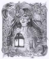 Masquerade: Radiance by Saimain