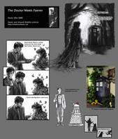 The Doctor Meets Faeren by Saimain