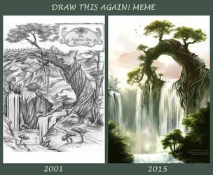 Draw This Again - The Nefarine by Saimain
