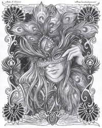 Masquerade: All is Vanity by Saimain