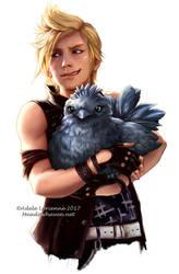 Pickin' Up Chicks by Saimain