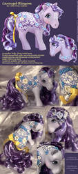 MLP Carousel Blossom -Customized by Saimain