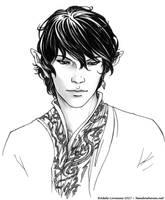 Ser Aymeric by Saimain