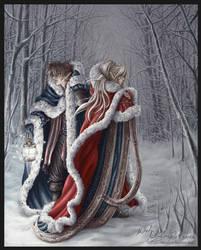 Silon Winter by Saimain