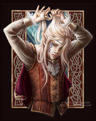 Royalty - Luke by Saimain