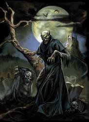 Nosferatu Cover by Abi909