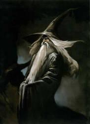 Gandalf by Abi909
