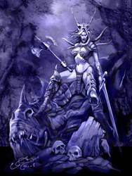 The Slayeress by Abi909