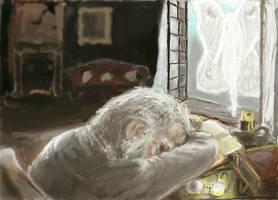 The Night Angel by Azul-din