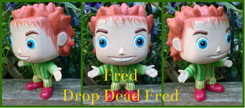 Drop Dead Fred by NormalZombie