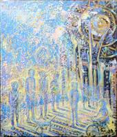 Llegando al cielo - 2006 by andresbestardmaggio