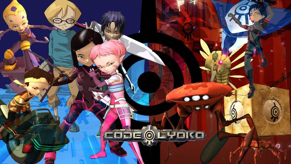 Code Lyoko Wallpaper By Avrilwawe48 On Deviantart