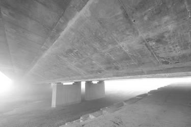 Under bridge by ivekvatrozic