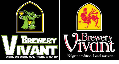 Brewery Vivant Star Wars by badman22