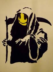 Grin reaper by RomiaNyan