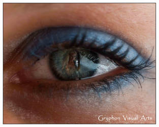 Rachel-Eye of Beholder by GryphonVisArts