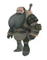 Dwalin by bearmantooth