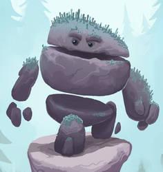 Rock Dude by bearmantooth