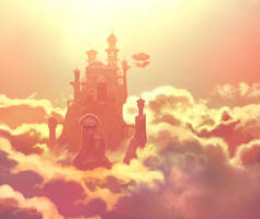 Cloud City by bearmantooth