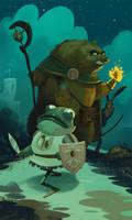 Armello! by bearmantooth