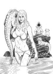 Shanna likes meat-inks by bearmantooth