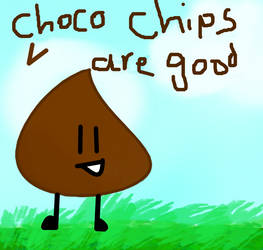 Chocolate Chips Are Good by ObjectLobject