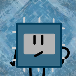 Electro Chip Voting Icon by ObjectLobject