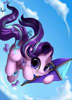 I Really like Kites by pridark