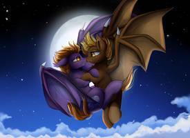 Comm: Moonlight Lovers by pridark