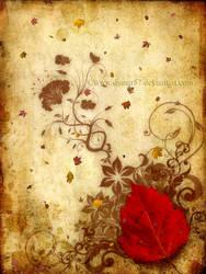 Rusty Fall by dianar87